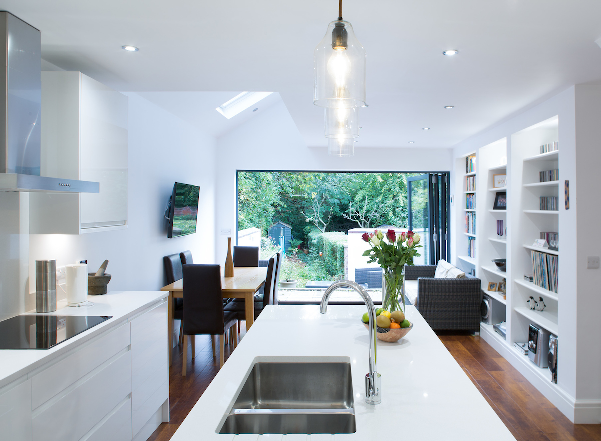house extension London
