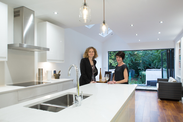 Magdalena Haener, ARB Architect specialising in residential architecture and head of Pride Road Manchester Architects Department