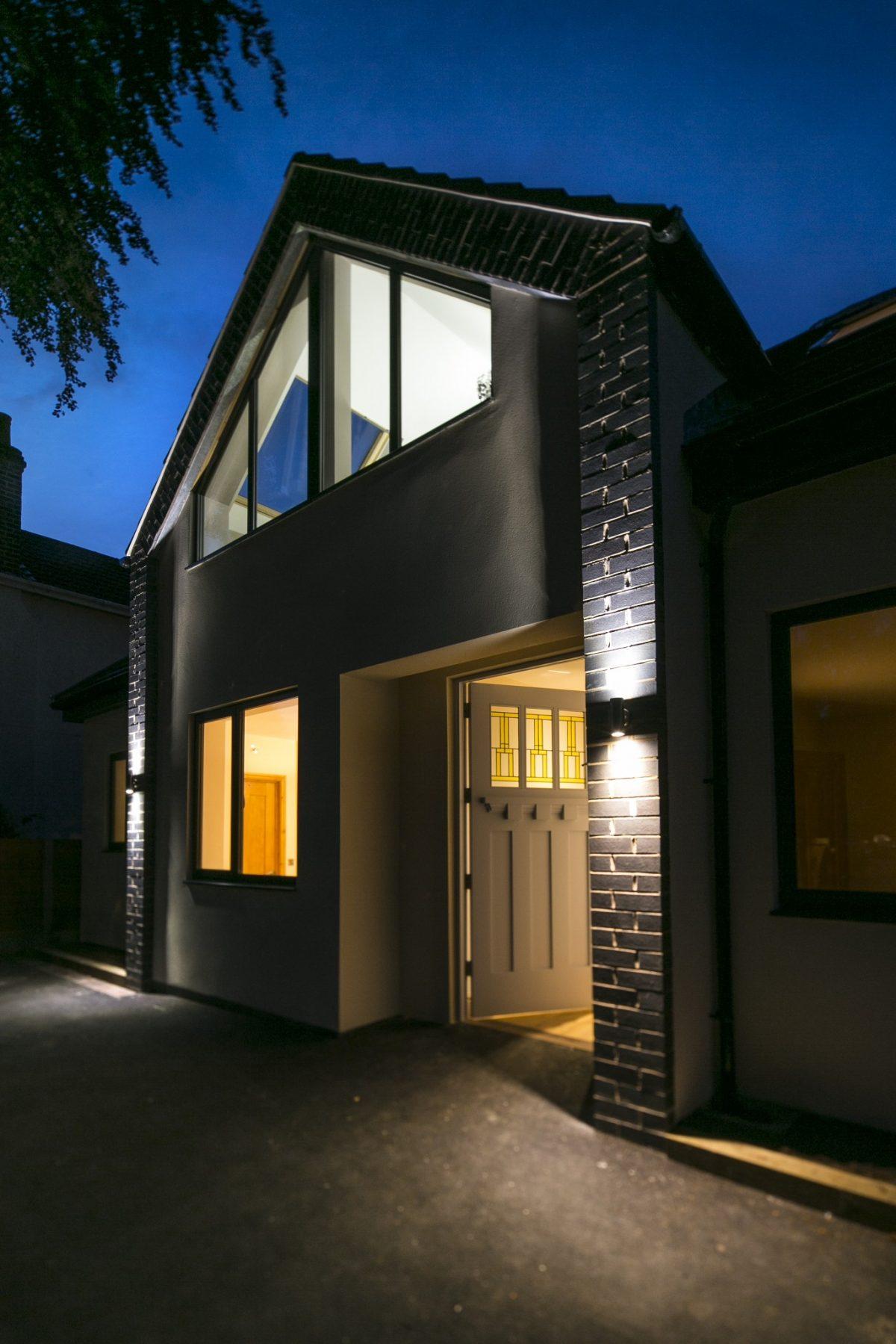 bungalow dormer extension